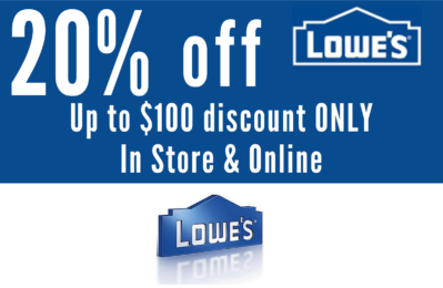 Lowes Coupons Code Lowe S Coupon Instant Delivery Instore Online Lowes Printable Coupon Code